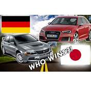 Japanese Cars VS German CarsWHO WINS  YouTube