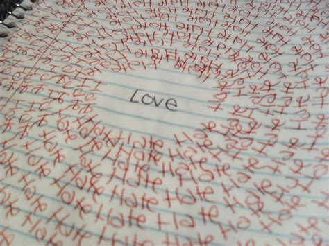 images of love vs hate love vs hate broken believers