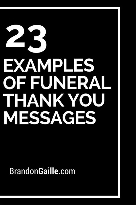 thank you letters after a funeral 1000 ideas about funeral thank you notes on