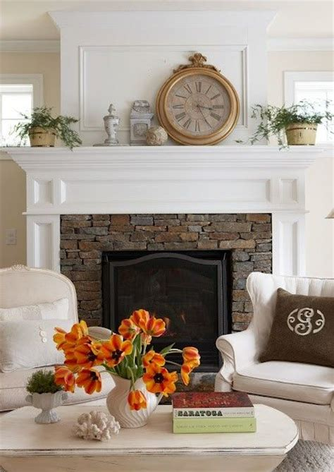 fireplace with white mantle stacked fireplace with white mantle home decor
