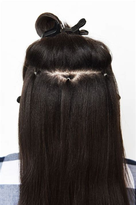the hair extensions expo best 25 clip in hair extensions ideas on pinterest