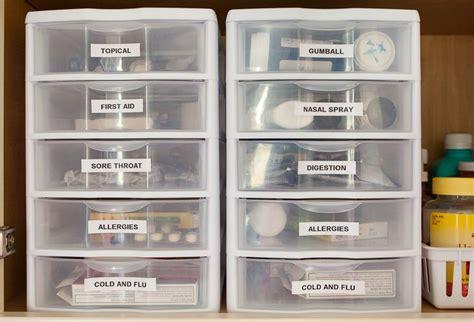 organize medicine cabinet 15 ideas for a clutter free medicine cabinet medicine