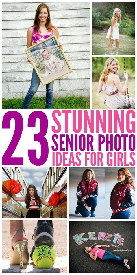 ideas for pictures 23 stunning senior picture ideas for girls
