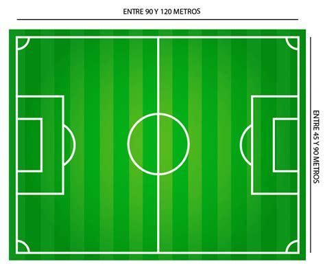 cuanto mide una cuerda de terreno en metros en guatemala 191 cu 225 nto mide una cancha de futbol cuanto mide