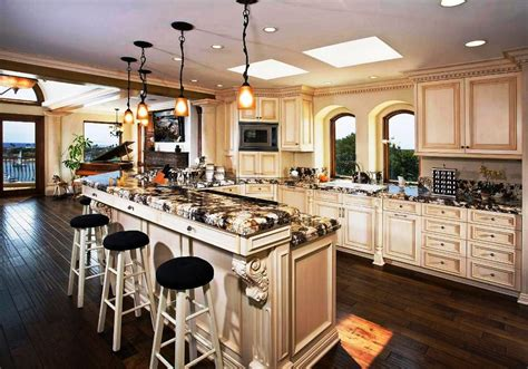 kitchen ideas for homes contemporary kitchen tuscan kitchen designs photo