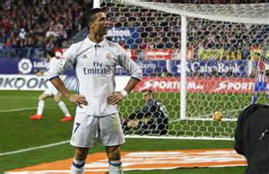 Atletico madrid 0 3 real madrid ronaldo hat trick puts atleti to