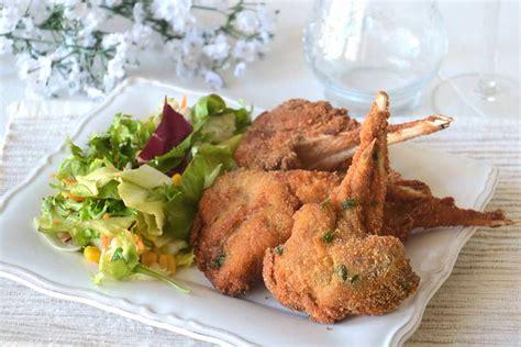 ricette per cucinare agnello 187 costolette di agnello fritte ricetta costolette di