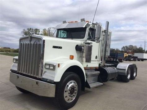 w900b kenworth trucks for sale 1993 kenworth w900b day cab truck for sale 1 447 419