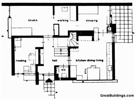 adhouse plans gallery of ad classics rietveld schroder house gerrit
