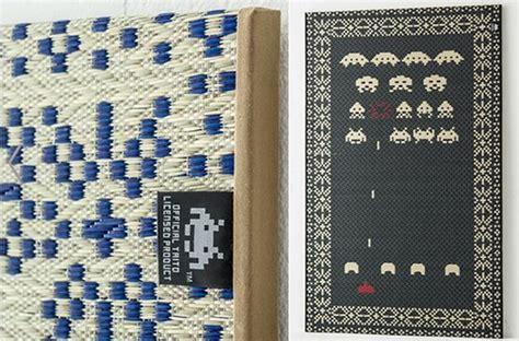 Space Invaders Doormat by Space Invaders Tatami Japan Trend Shop