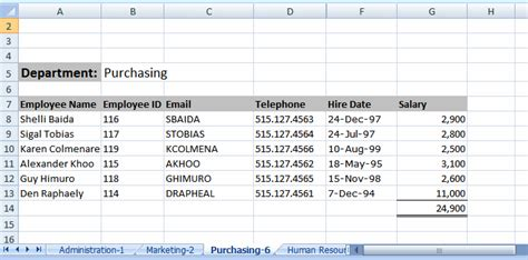 layout excel definition creating excel templates in release 10 1 3 4 2