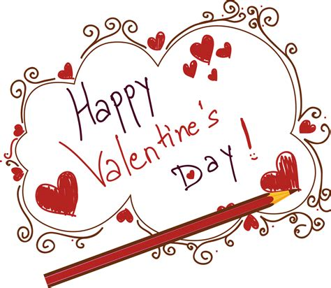 Valentines Day Card Template Ks1 by Happy Valentines Day Clipart Transparent Letters
