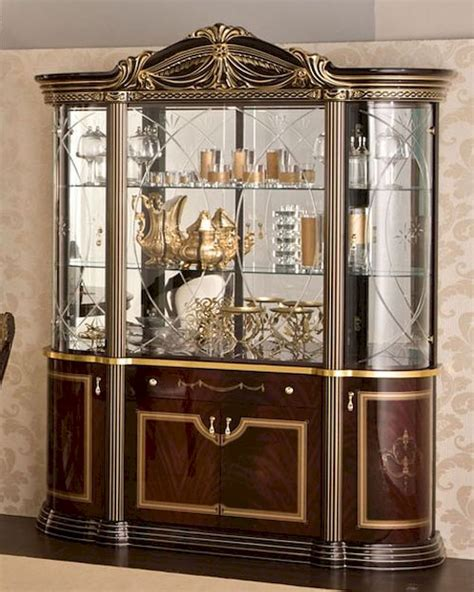 Classic Cupboard - classic style china cabinet made in italy 33d499 bc