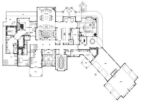 7000 Sq Ft House Plans House Plans 5000 Sq Ft Or More