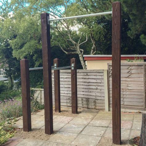 backyard pull up bar plans best 25 outdoor pull up bar ideas on pinterest calisthenics bars diy pull up bar