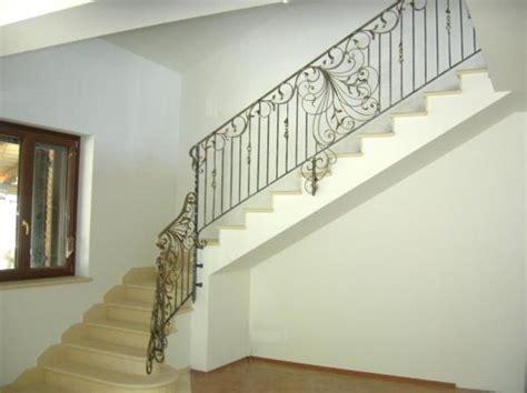 ringhiera in ferro battuto per scale interne ringhiere in ferro battuto ferro battuto recinzioni in