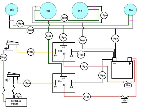 piaa wiring diagram piaa free engine image for user