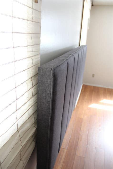 how to wall mount a headboard 10 bright green door
