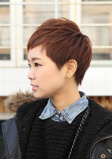 boyish hairstyles for sharp rihanna pixie cut boyish asian haircut