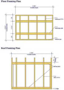woodwork building plans lean to storage shed pdf plans