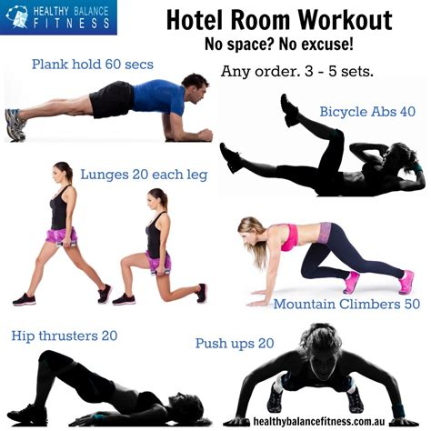 hotel room exercises arman info