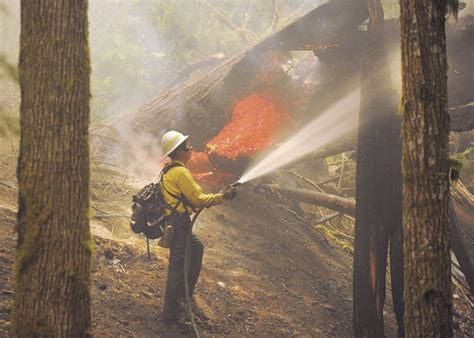 Wildfire On The Skagit firefighting efforts continue as wildfire grows near