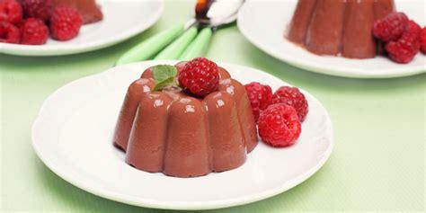 membuat fla puding coklat kuliner yang uenak tenan aneka puding