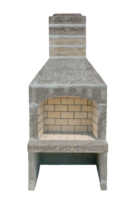 Wood Fireplace Kit by Stoneage Manufacturing Wood Burning Fireplace Kit
