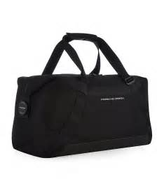 Porsche Bag Porsche Design Basic Bag In Black For Lyst