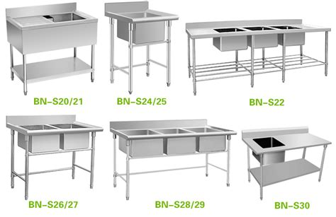 freestanding kitchen bench free standing commercial kitchen sink stainless steel freestanding kitchen sink