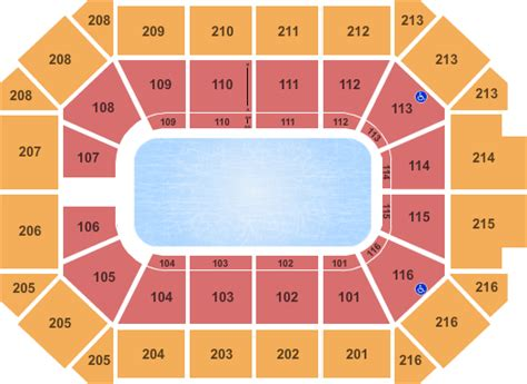 allstate arena chicago seating chart allstate arena tickets rosemont il allstate arena