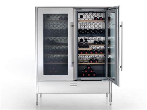 Wohnzimmer Design 4620 by Liberi In Cucina Hoher Weink 252 Hlschrank By Alpes Inox