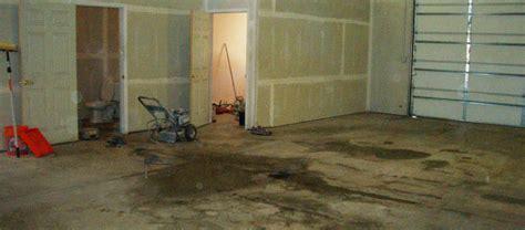 Power Wash Garage Floor by Diy Epoxy Garage Floor Tutorial How To Make Your Garage