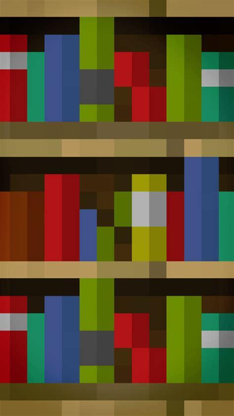 wallpaper craft galaxy minecraft bookshelf galaxy s3 wallpaper 720x1280