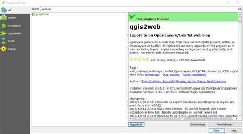 tutorial qgis 2 0 italiano web mapping tutorial in qgis geodose