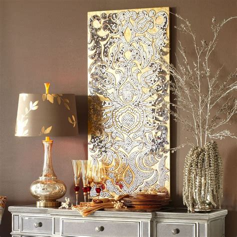 gold and silver home decor gold mirrored bedroom furniture home decor interior
