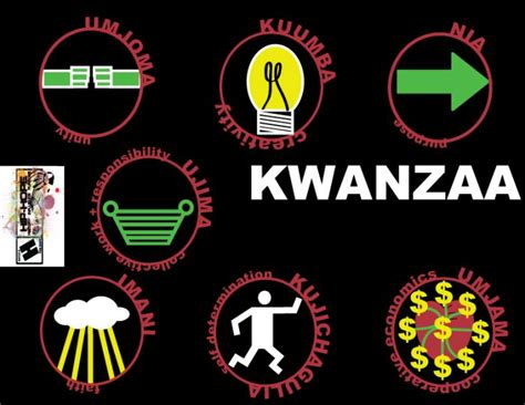 kwanzaa posters promoting cooperative economics education and practice