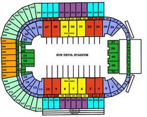 of arizona football stadium map sun stadium tickets sun stadium arizona