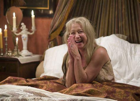Helen Mirren Bathtub by Helen Mirren A Screen Siren At 64 Salon