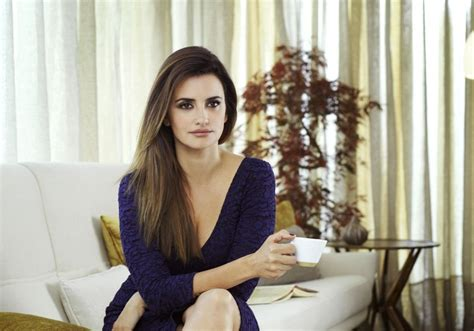 nespresso commercial female actress penelope cruz photo gallery high quality pics of