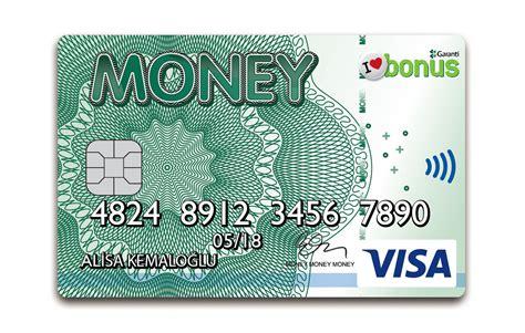 money bonus kart g 246 rselleri