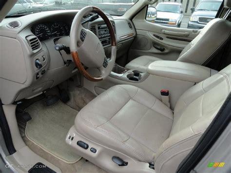 2000 Lincoln Navigator Interior by Medium Parchment Interior 2000 Lincoln Navigator 4x4 Photo