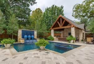 Trees For Small Backyards 20 Backyard Pool Designs Decorating Ideas Design Trends