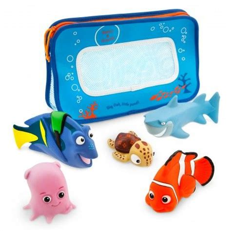 finding nemo bath toys for baby birthday ideas for isaac