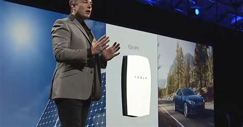 elon musk new battery elon musk unveils tesla powerwall batteries to change the