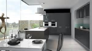 cuisine 233 quip 233 e petilla style design couleurs sourdes