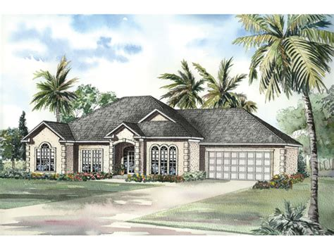 florida ranch house plans pilar florida ranch home plan 055d 0491 house plans and more