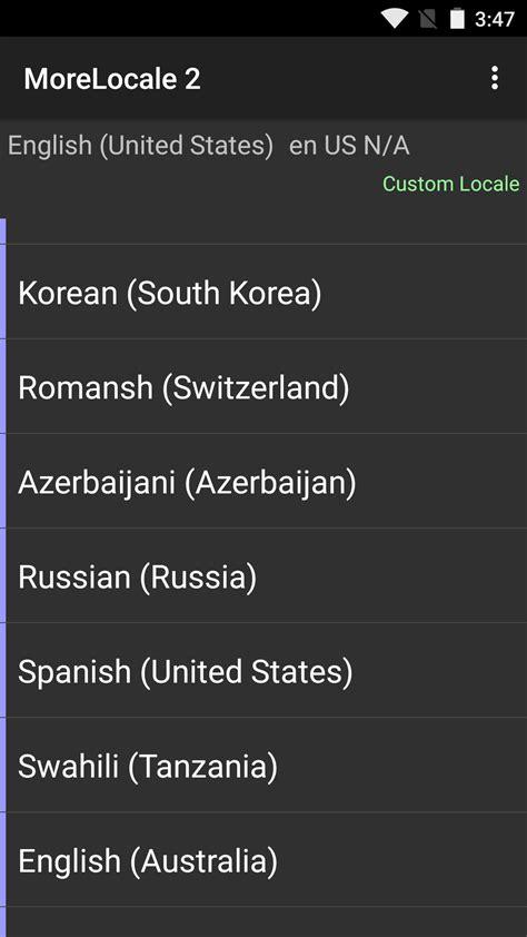 Перевод приложений андроид на русский язык