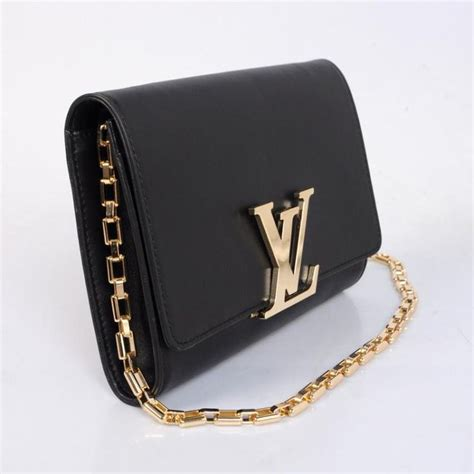 Clucth Lv louis vuitton 2013 new evening clutch chain louise m94335