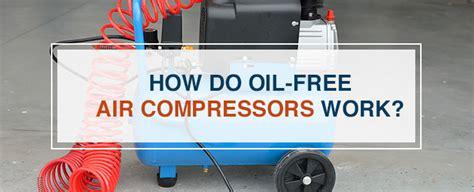 how do free air compressors work quincy compressor